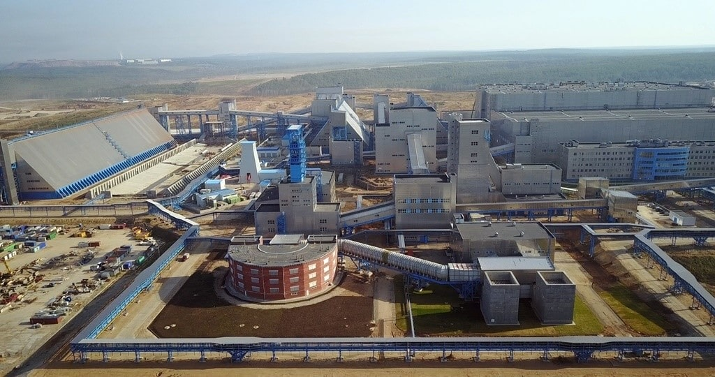 Усольский калийный комбинат АО ЕвроХим
